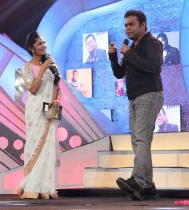 Big Tamil Melody Awards, AR Rahman