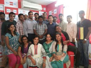 BIG FM 92.7 Team