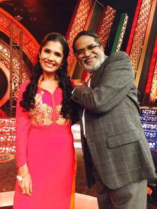 With Gangai Amaran