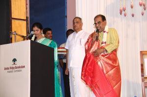Dr Sriram Parasuram | Arsha Kala Bhooshanam Award