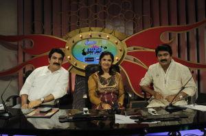 Surya Singer with Unnimenon , Venugopal