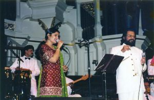 With K J Yesudas