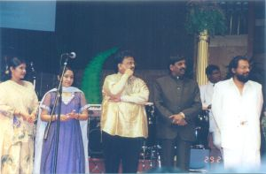Sujatha Mohan, SP Balasubrahmaniyam, Vairamuthu, K J Yesudas
